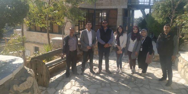 لقاء تشاوريّ بين شركة ديارنا ومنتدى شارك الشبابي لبحث سبل التعاون والعمل المشترك